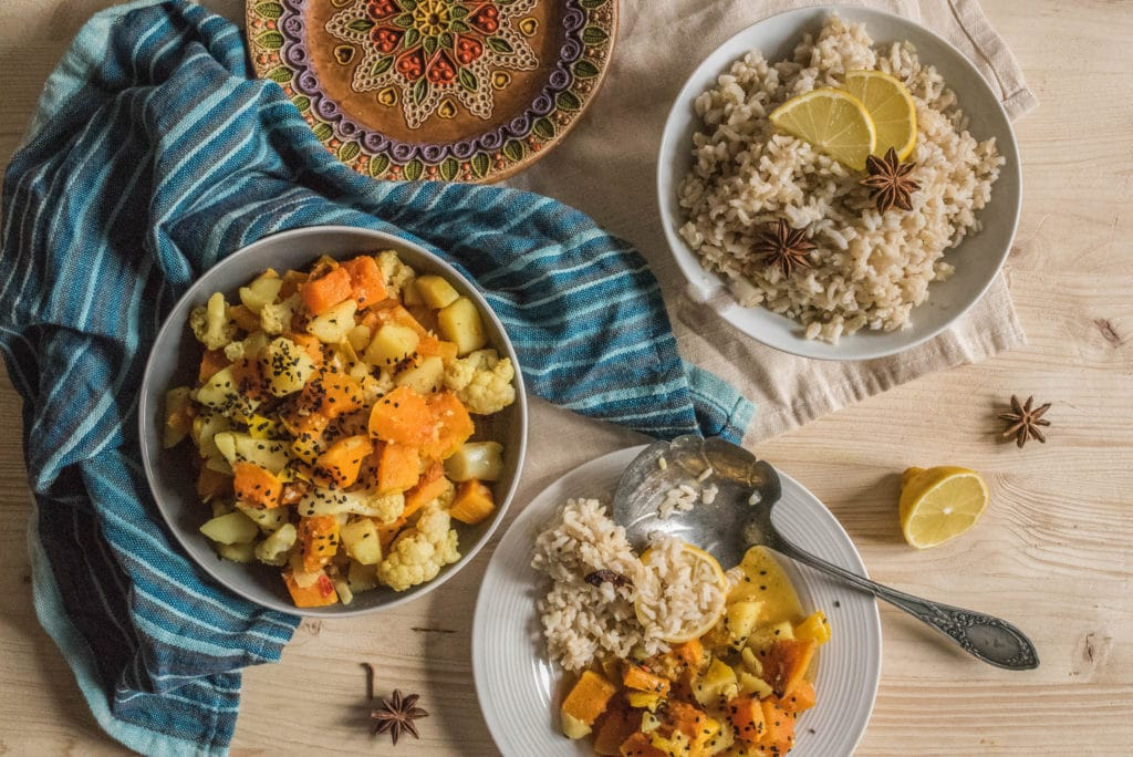 butternut-squash-curry-with-lemon-rice